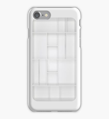 Filled with empty spaces... iPhone Case/Skin