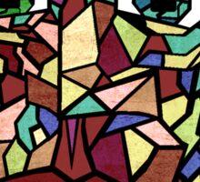 Pieces. Sticker