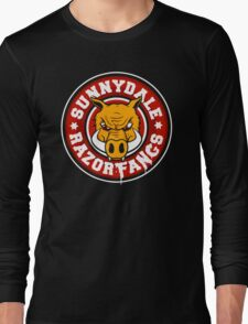 Sunnydale Razorfangs Long Sleeve T-Shirt