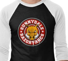Sunnydale Razorfangs Men's Baseball ¾ T-Shirt