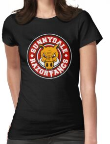 Sunnydale Razorfangs Womens Fitted T-Shirt