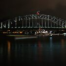 Sydney Never Sleeps by TonyCrehan
