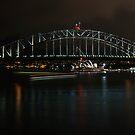 Sydney Never Sleeps by TonyCrehan