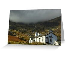 Coppermines Youth Hostel Greeting Card
