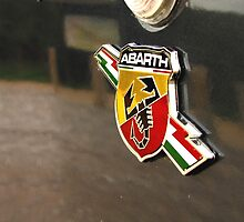 'Abarth' by Jack  Castle
