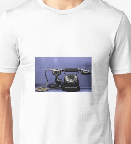 Old phone Unisex T-Shirt