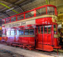 Yorkshire Post Tram by Yhun Suarez