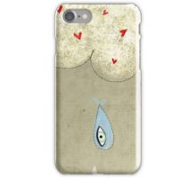 Blue Fish iphone case iPhone Case/Skin