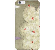 Hearts Cloud iPhone Case/Skin