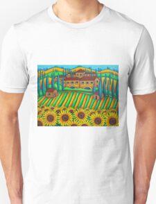 Colours of Tuscany Unisex T-Shirt