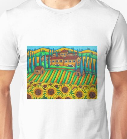 Colours of Tuscany T-Shirt