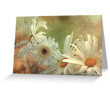 """Simply Daisies...."" Greeting Card"