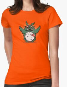 My Undead Totoro Womens Fitted T-Shirt