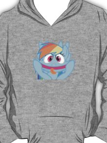 Rainbow Dash Bigger T-Shirt