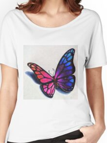 Butterfly by Gabriella Livia Women's Relaxed Fit T-Shirt