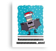 Holy Night Batman! Metal Print