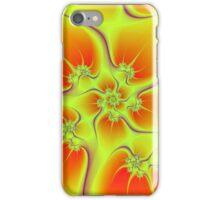 Floral Spiral iPhone Case/Skin