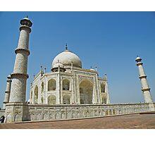 Taj Mahal, Agra Photographic Print