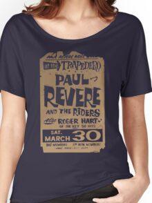PAUL REVERE Women's Relaxed Fit T-Shirt