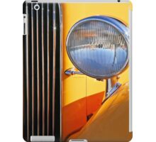Fairways Finest Classic Car iPad Case/Skin