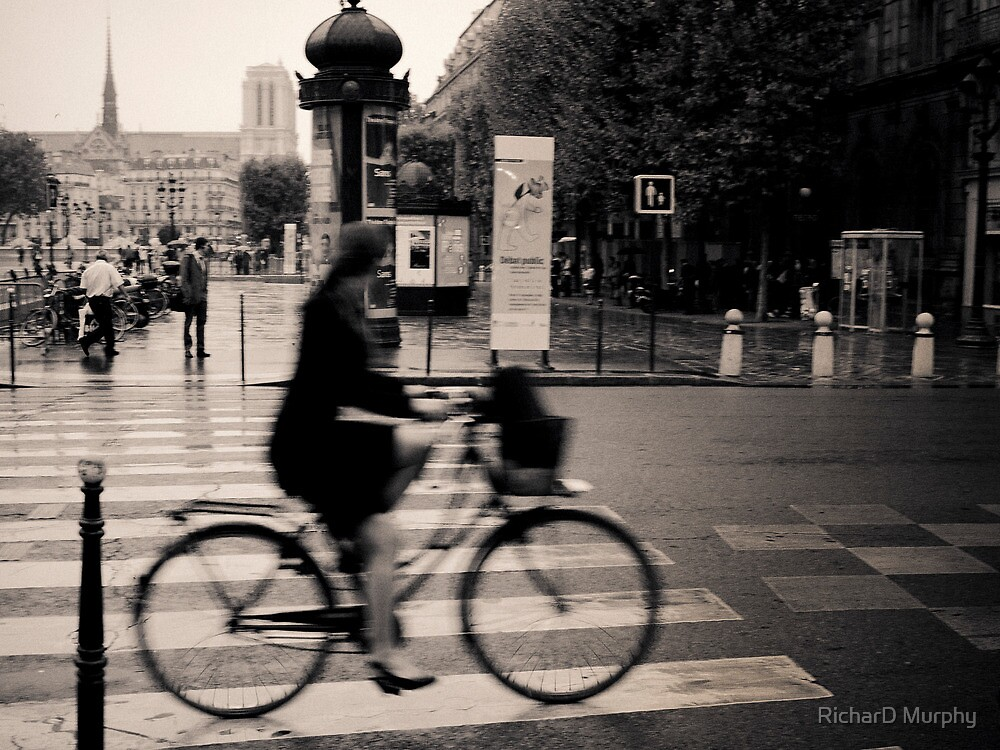 Paris0012 by RicharD Murphy