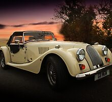 Morgan sunset by moor2sea