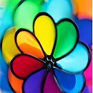 color wheel by Eyal Nahmias