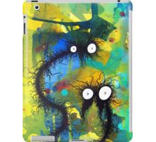 The creatures from the drain 24 iPad Case/Skin