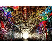 Newtown Graff Photographic Print