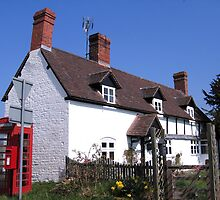 Shropshire Cottage by hjaynefoster