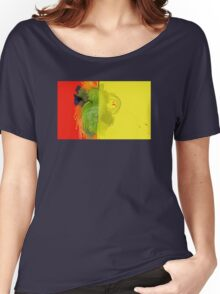 Brush Strokes Women's Relaxed Fit T-Shirt