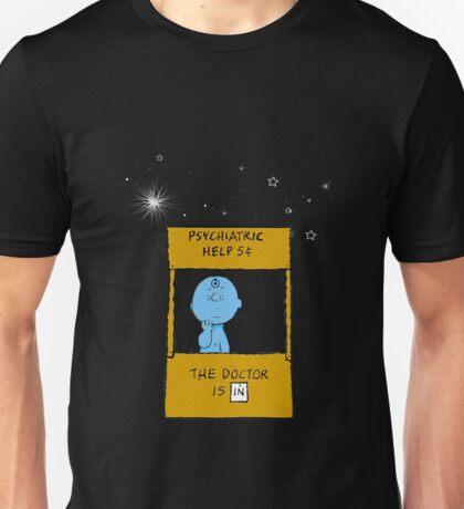 Dr. Brown Unisex T-Shirt
