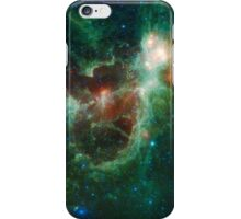 Heart and Soul Nebula IC 1805 Sharpless 2-190 iPhone Case/Skin