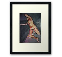 Jess 11 Framed Print