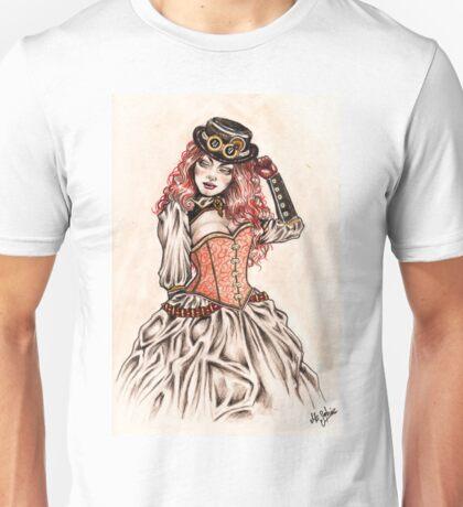 Lady Noir Unisex T-Shirt