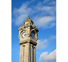 The Clock Tower, Exeter Photographic Print