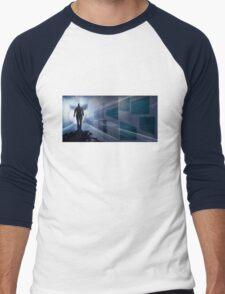 Subway1 Men's Baseball ¾ T-Shirt