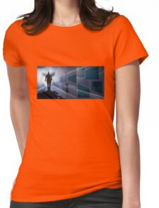 Subway1 Womens Fitted T-Shirt