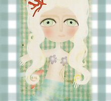 Mermaid by rupydetequila