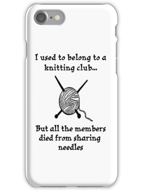 Knitting Club by Darren Stein