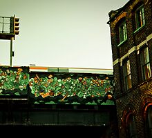 Railway at Borough Market by ClaudineCook