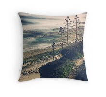 Outworld Landmark Throw Pillow