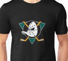 Anaheim Mighty Ducks artwork Unisex T-Shirt