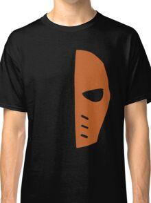 Deathstroke Mask – Slade Wilson, Arrow, Batman Classic T-Shirt