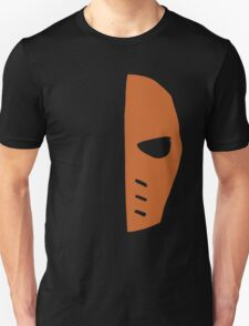 Deathstroke Mask – Slade Wilson, Arrow, Batman T-Shirt