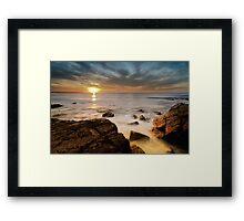 Light Respite Framed Print