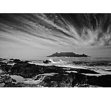 Table Mountain Photographic Print