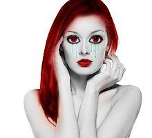 Vampire Girl by theLadyofShalot