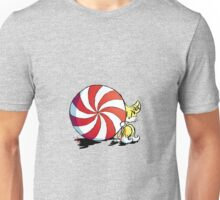 Tails + mint candy Unisex T-Shirt