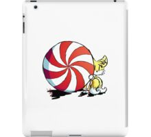 Tails + mint candy iPad Case/Skin